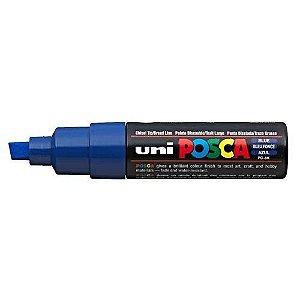 Caneta Posca PC 8k 8mm Blue_Azul - 01 unidade - Uni Posca