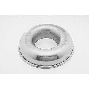 Forma Bolo de Vidro - Ref.2654 - 24x5cm - Caparroz - Rizzo Confeitaria