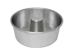 Forma Torta Suiça - Ref.0982 - 13X8X16,5cm - Macedo - Rizzo Confeitaria