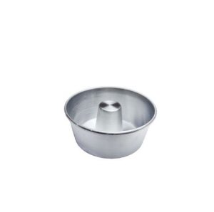 Forma Torta Suiça - Ref.0980 - 11X6X13cm - Macedo - Rizzo Confeitaria