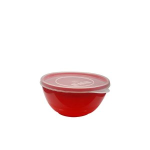 Derretedeira para Chocolate Pequena - Ref.9630 - Vermelha - BWB - Rizzo Confeitaria