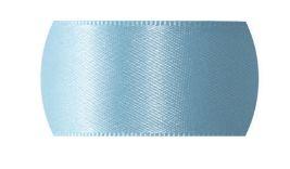 Fita de Cetim  para personalizar Progresso Crie sua Fita -  CFS002 Azul Bebe 10mm c/50mts  Rizzo Confeitaria