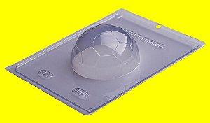 Forma Especial Bola para 300g - Cod.22 - Porto Formas - Rizzo Confeitaria