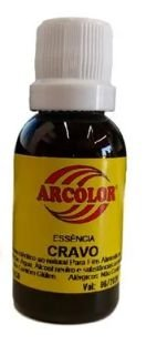 Essência Cravo 30 ml Arcolor