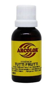 Essência Tutti Frutti  30 ml Arcolor