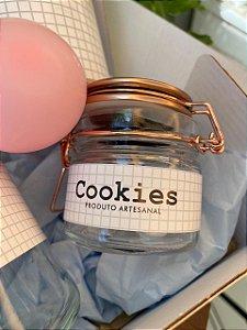 Tira Decorativa para Cookies - Tam P / M / G - 5 unidades - Rizzo Confeitaria
