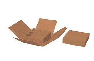 Caixa Explosão Kraft Ref.2714 - 10 unidades - Rizzo Confeitaria