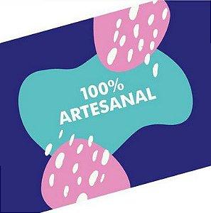 Tira Decorativa 100% Artesanal - Tam P / M / G - 5 unidades - Rizzo Confeitaria