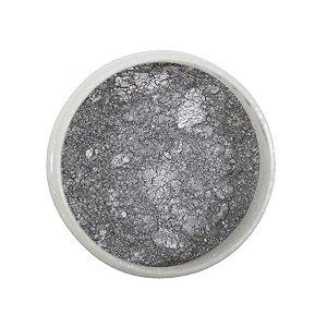Pó para decoração - Prata - 8g - Mago - Rizzo Confeitaria
