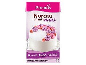 Chantilly Norcau Chantymais - 1L - Puratos - Rizzo Confeitaria