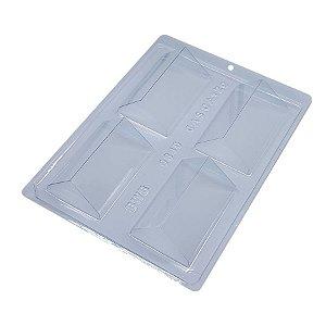Forma Especial Cubo Pequeno Cód. 9840 BWB Rizzo Confeitaria