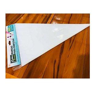 Saco para Confeitar 40 X 22 cm 50 un Cake Brasil