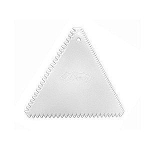 Espátula Triângulo Injetemp - Rizzo Confeitaria