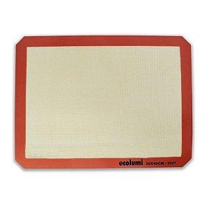 Tapete de Silicone 30 X 40 cm Gedex - Rizzo Confeitaria