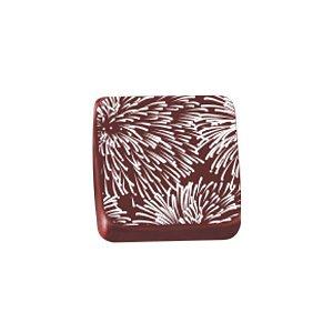 Transfer para Chocolate Fogos - TRg 8017 01 - Stalden - Rizzo Confeitaria