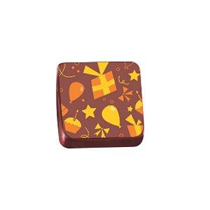 Transfer para Chocolate Festa - TRG 8108 04 - Stalden - Rizzo Confeitaria