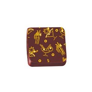 Transfer para Chocolate Drink - TRG 8046 04 - Stalden - Rizzo Confeitaria