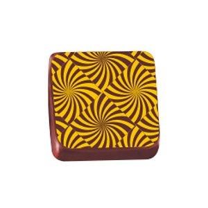 Transfer para Chocolate Ilusão - TRG 8063 04 - Stalden - Rizzo Confeitaria