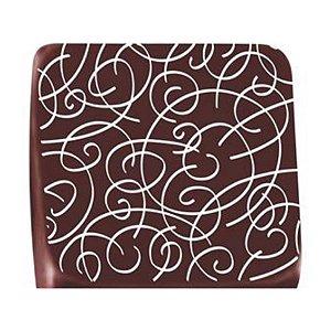 Transfer para Chocolate Riscado BR - TRG 8077 01 - Stalden - Rizzo Confeitaria