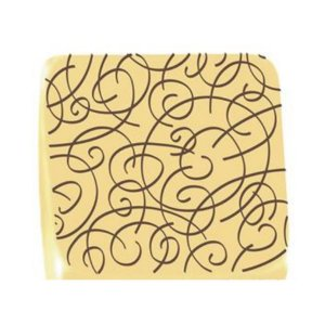 Transfer para Chocolate Riscado MA - TRG 8077 02 - Stalden - Rizzo Confeitaria