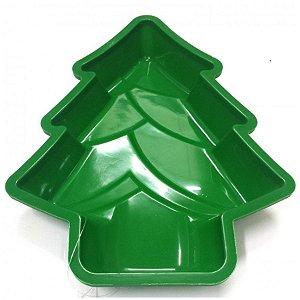 Molde de Silicone em forma de árvore de natal - Cod.GMEKL69 - Prime Chef