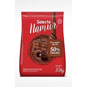 Chocolate em Pó - 50% Cacau Namur - Mix - Rizzo Confeitaria
