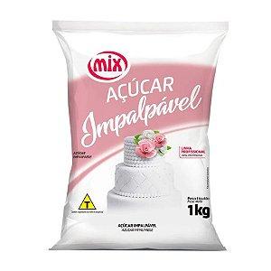 Açúcar Impalpável - 1Kg - Mix - Rizzo Confeitaria