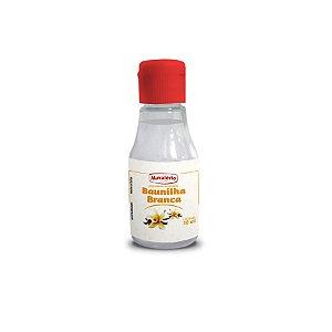 Aroma Baunilha Branca - 30 ml - Mavalério - Rizzo Confeitaria