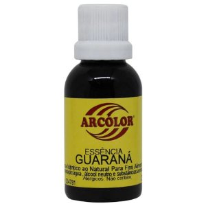 Essência Guaraná 30 ml Arcolor
