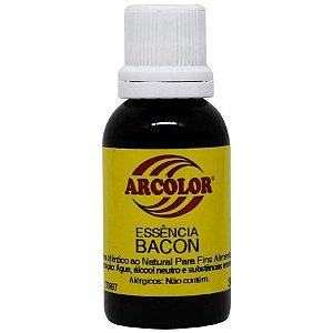 Essência Bacon 30 ml Arcolor