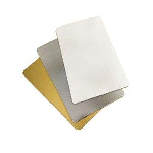 Base para Bolo Cake Board Retangular 35 X 20 cm com 1 un. Ultrafest