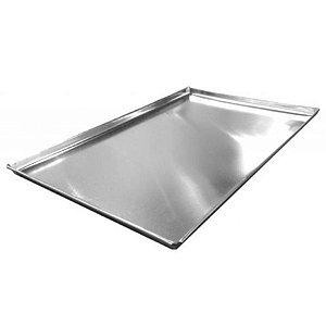 Assadeira Rocambole Reta de alumínio - 1 un - 41x29 cm - GoldPan Formas