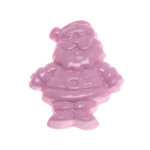 Molde de Silicone Papai Noel 1 Ref. 128 Flexarte Rizzo Confeitaria