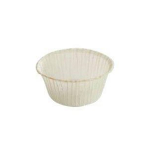 Forma Muffin Forneável 100 un. Ecopack - Rizzo Confeitaria