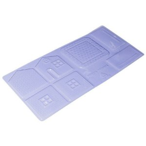 Forma de Acetato Folha de Modelagem Choco House Ref 850 Porto Formas