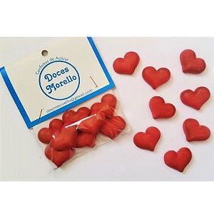 Coração Grande 60g - Morello - Rizzo Confeitaria