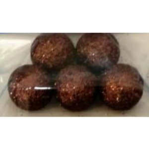 Bolão Chiclé Marrom 60g - Morello - Rizzo Confeitaria