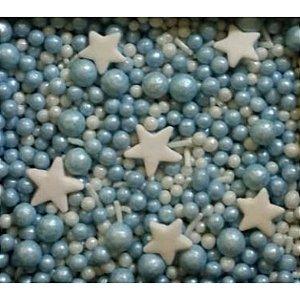 Sprinkles Baby Boy 60g - Morello - Rizzo Confeitaria