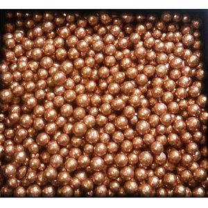 Perola Media Rose Gold 60g - Morello - Rizzo Confeitaria