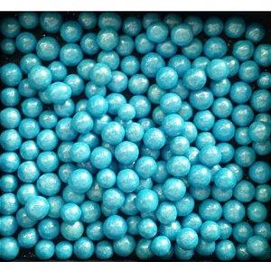 Perola Grande Azul Escuro 60g - Morello - Rizzo Confeitaria