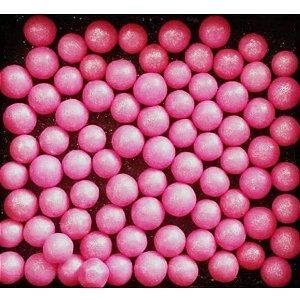 Perola Grande Rosa Escuro 60g - Morello - Rizzo Confeitaria