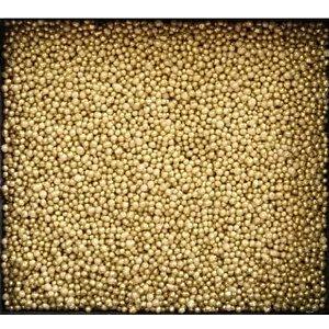 Perola Mini Dourada 60g - Morello - Rizzo Confeitaria