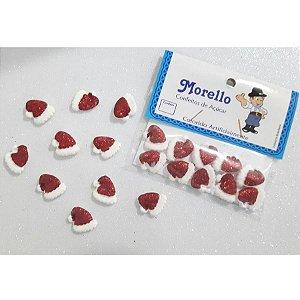Gorro Noel - Morello - Rizzo Confeitaria