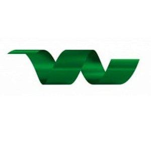 Rolo Fita Lisa Verde Escuro - 30mm x 50m - EmFesta