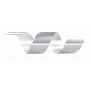 Rolo Fita Lisa Branco - 15mm x 50m - EmFesta