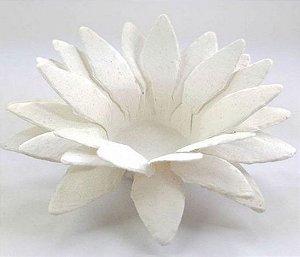 Forminha para Doces Floral Lee Colorset Branco - 40 unidades - Decorart