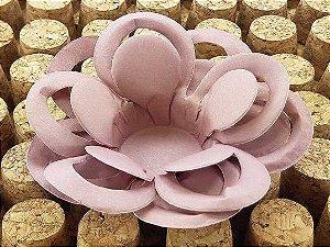 Forminha para Doces Floral Loá Colorset Rosa Antigo- 40 unidades - Decorart