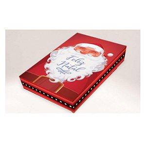 Caixa Divertida Noel Feliz Natal Ref773 12 Doces com 3 un. Erika Melkot Rizzo Confeitaria
