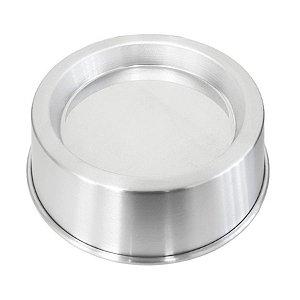 Forma Ballerine de alumínio - 1 un - 22x8x26 cm - GoldPan Formas
