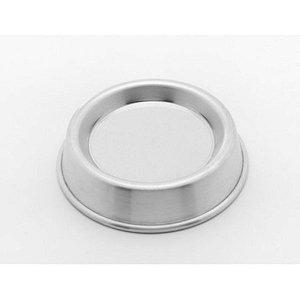 Forma Ballerine de alumínio - 1 un - 16x4x19 cm - GoldPan Formas
